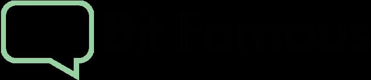 Bit Famous Logo